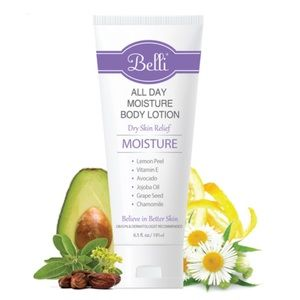 NWT Belli All Day Moisture Body Lotion